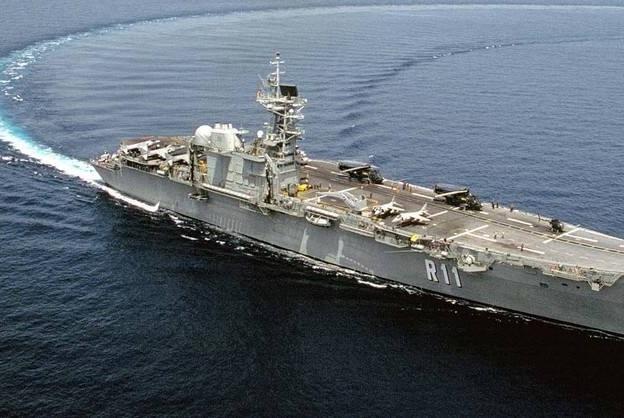 投入2800亿,大国海军欲坐拥355舰!十万吨核航母将继续建造