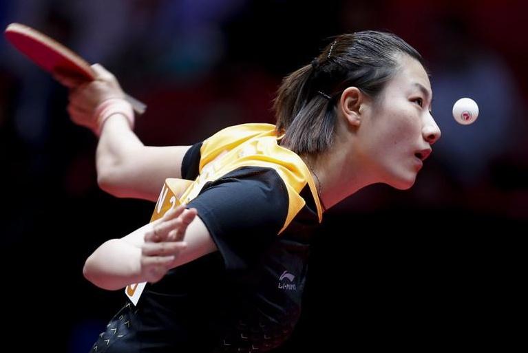 国乒女单首轮全胜,18岁小将零封日乒一姐,何卓佳上演逆转好戏
