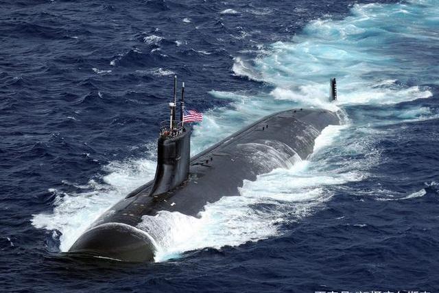 美国海军又哭穷,印太地区足有30艘先进核潜艇,却说要翻倍才够用