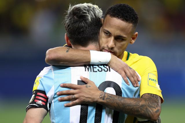 11场6胜!巴西神了,PK阿根廷争第10冠,冲3大纪录,CCTV5直播
