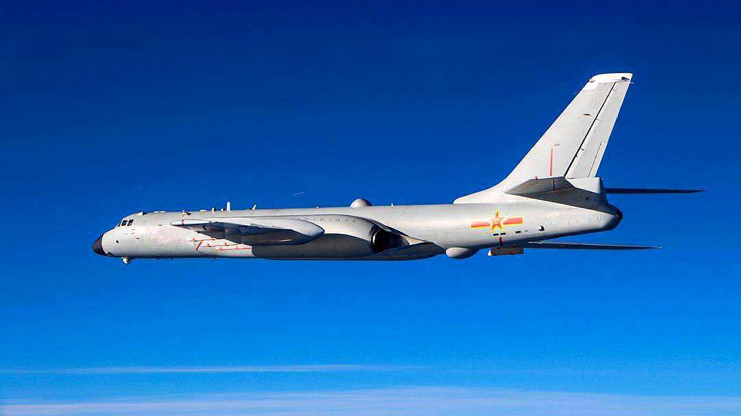 我国古董轰炸机已服役50年 半个世纪后仍领先全球98%的国家