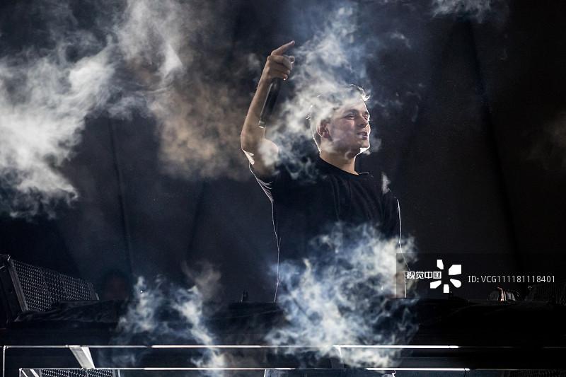 世界百大dj第一名小马丁压轴丛林电音节图片