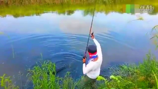 台钓鲫鱼如何看漂 钓鱼调漂技巧图解,夏季下雨钓鱼