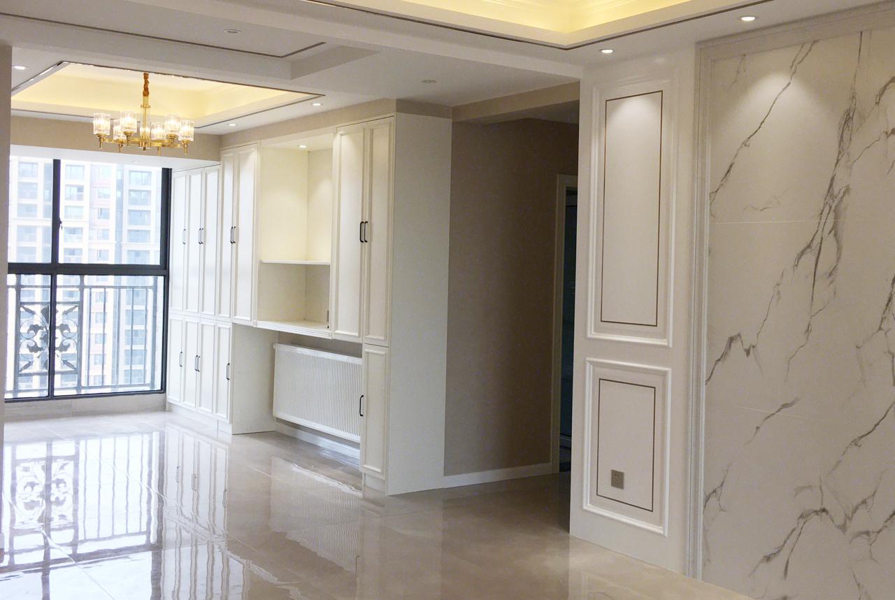 做完保洁的新房太漂亮了,花了16W,家人都说不亏,晒晒全屋!