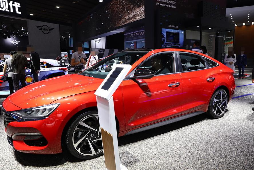 韩系车就它最良心,比奥迪A6L美,1月销量超过1万台,不足12万