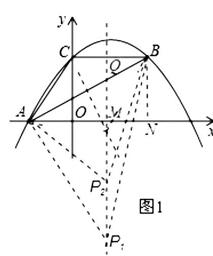 初中數學,二次函數圖像中圖形存在性問題探究?圖片