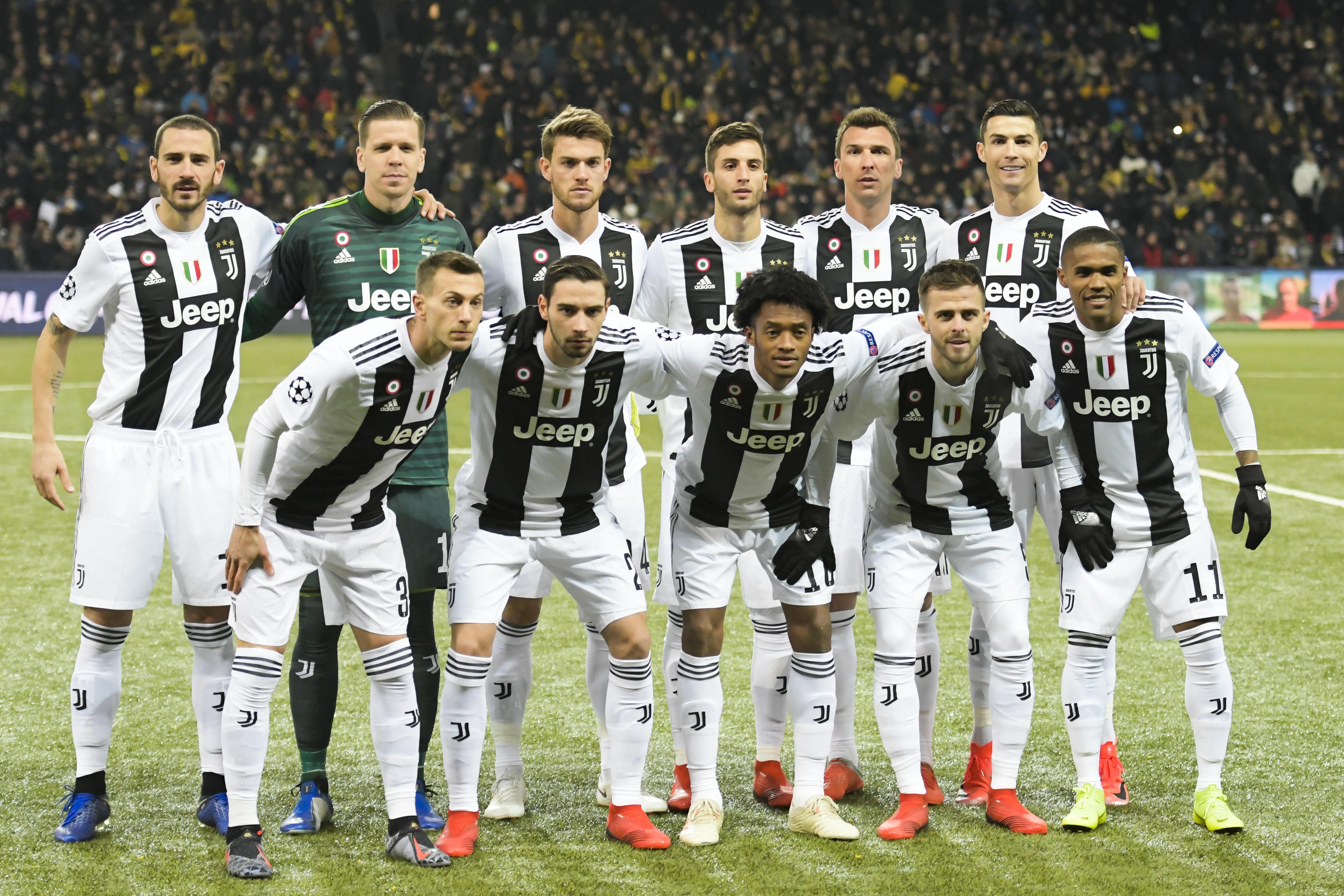 足球--欧冠联赛:尤文图斯不敌伯尔尼年轻人