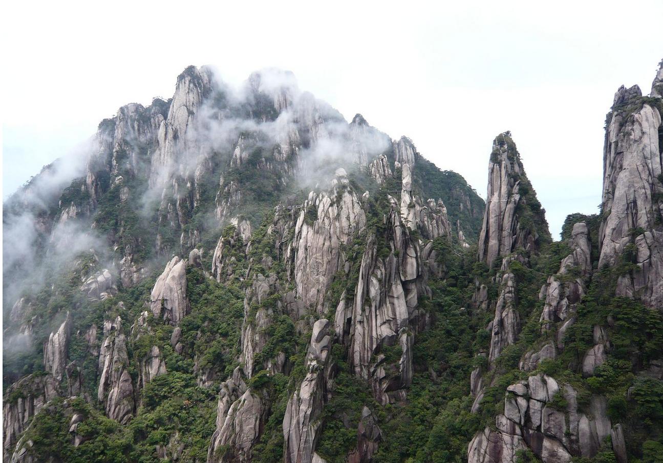 江西省十大旅游景点,你去过几个?
