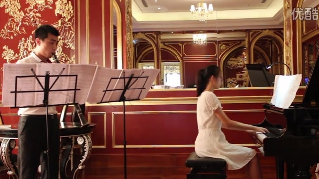天边的守望者 柳耀友 刘天泽钢琴「孟川钢琴」