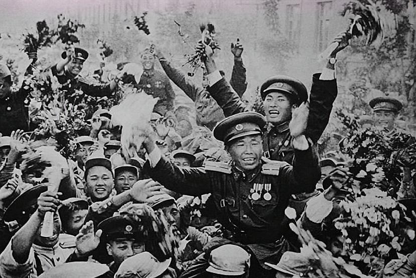 抗美援朝,中国该不该出兵?十几年后世界知道了答案