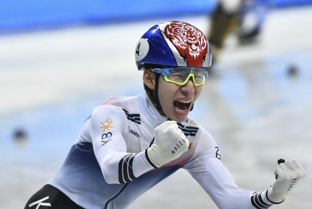 韩国短道速滑狂揽7金 光芒背后,为何他们一到大赛就开始内斗?