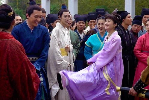 """《知否》1句话招来赵丽颖""""飞踢"""",冯绍峰:对她我要很小心!"""
