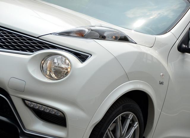 不一定选逍客,这台纯进口英菲尼迪SUV,裸车低至15w,颜值很个性