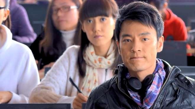 梦想合伙人:晓春自信满满表白美女,却被美女直接无视!太打脸