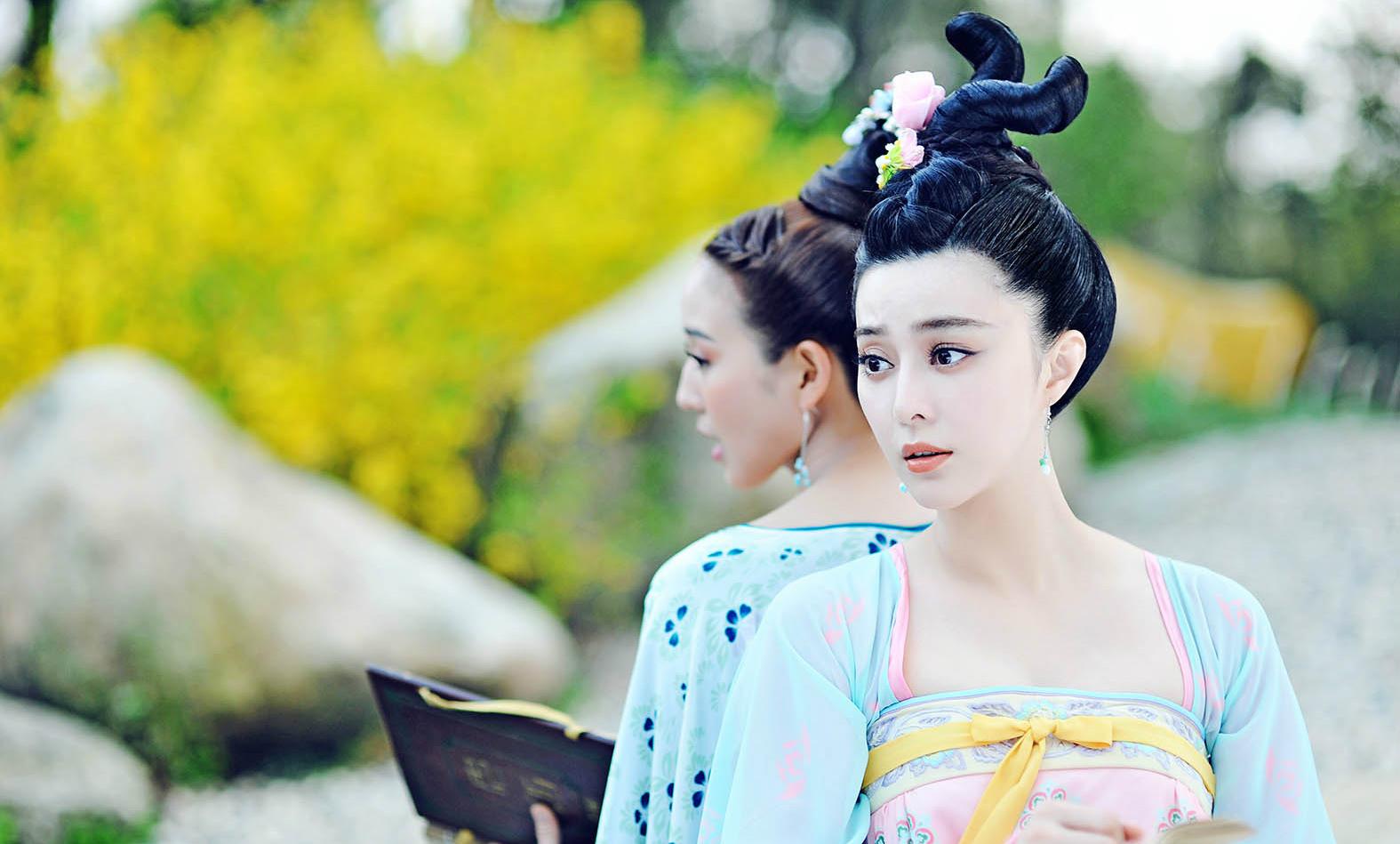 袁天罡算过命的这两个女人,一个有帝王相,一个有桃花劫