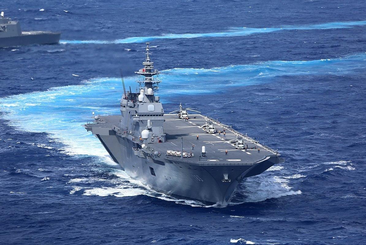 鱼鹰还能做舰载机?驱逐舰变两栖攻击舰,自卫队要的不仅是航母?