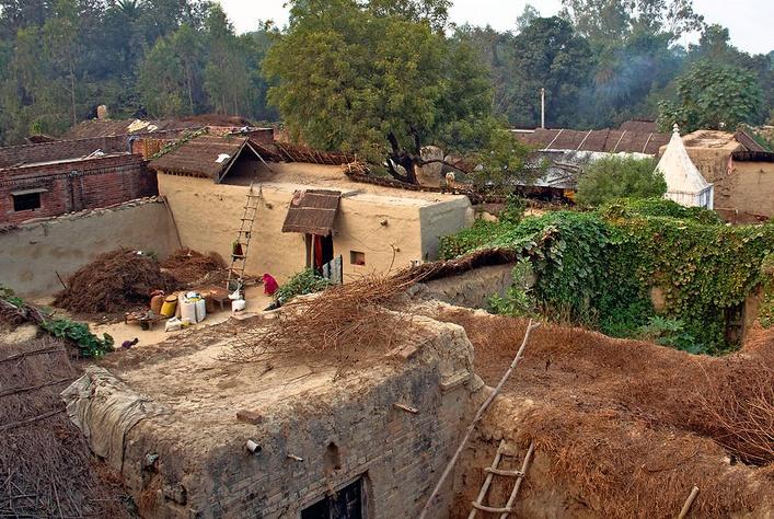 亲身经历印度乡村的生活,感受浓浓的印度文化