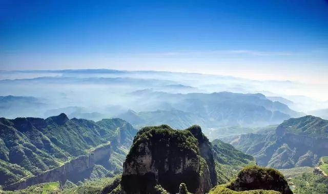 山西旅游攻略,这五个本地人都要推荐去的景点,你去过几个?