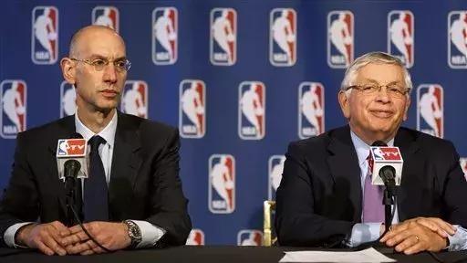 NBA取消全明星,还要增加一个总冠军,NBA已被萧华玩坏!