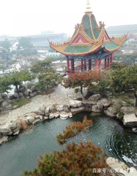 三仙山风景区,蓬莱旅游值得去的地方除了蓬莱阁以外,推荐的就是三仙山