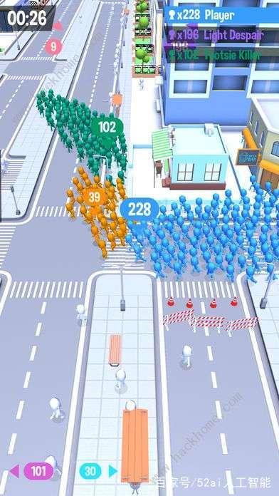 《crowd city》拥堵城市手游官网下载_抖音电脑版下载(附攻略) 手机AR游戏_苹果和安卓手机下载专区 第5张