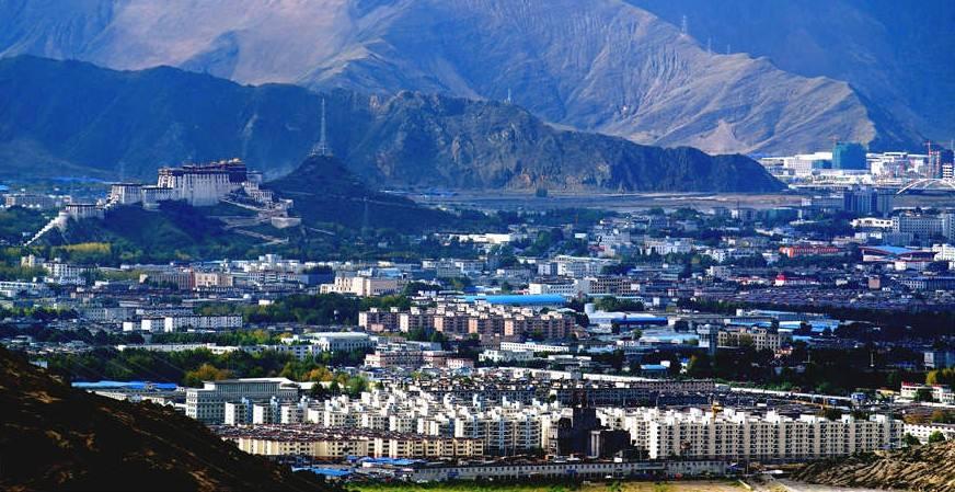 西藏拉萨的五大旅游景点,你去游了吗?