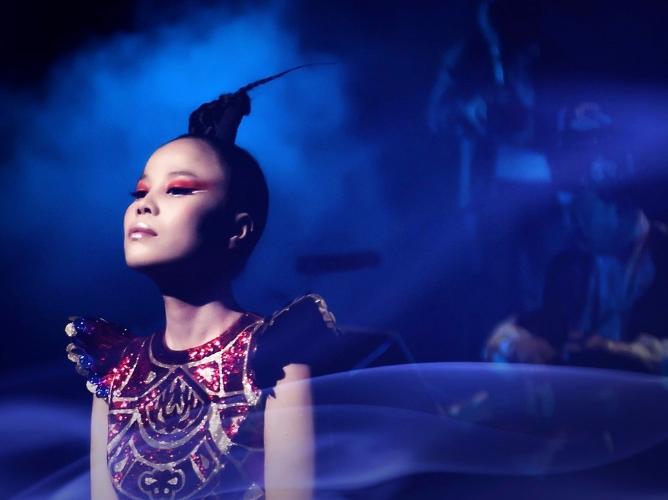 朱哲琴经典《丹顶鹤的故事》,她和歌曲背后的故事(一)
