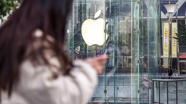 库克:苹果正在重新考虑iPhone定价;苹果最新财季中国区营收同比大跌27%