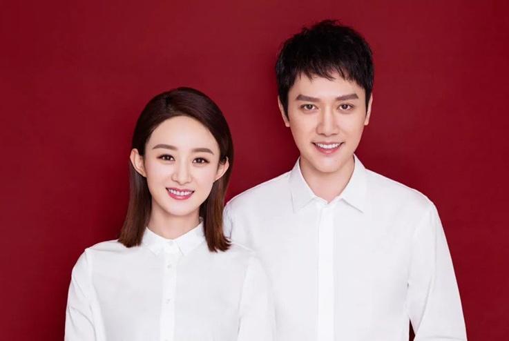 冯绍峰当爸后首次专访,大方透露颖宝近况:儿子一闹老婆就哭