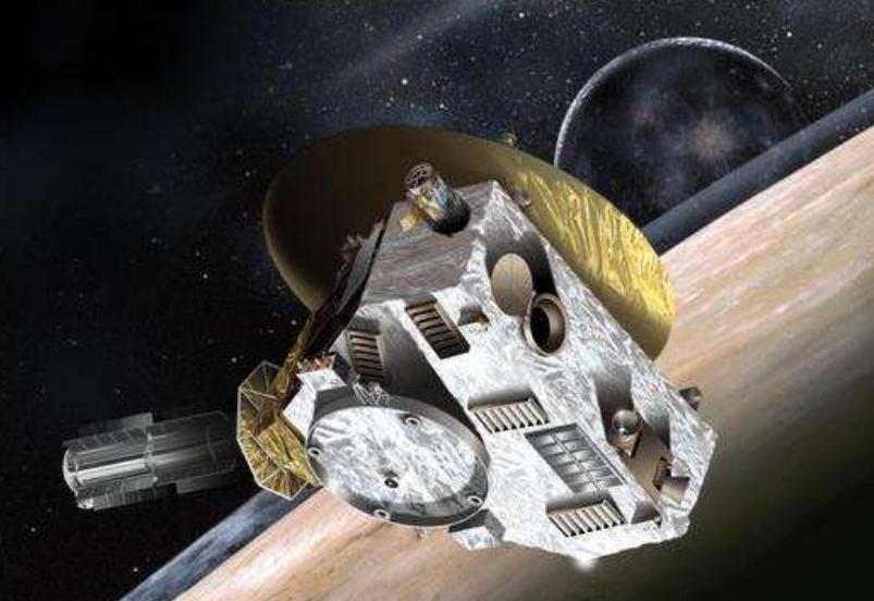 """新视野号即将略过""""天涯海角"""",1月1日NASA全程直播,作最后告别"""
