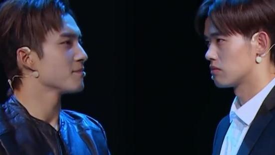 """青春同学会:韩东君对刘冬沁说出""""对不起"""",《无间道》片段重现"""