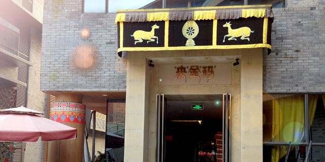 明星餐厅的名字多个性?成龙最霸气,韩红寓意深,杰伦有特点