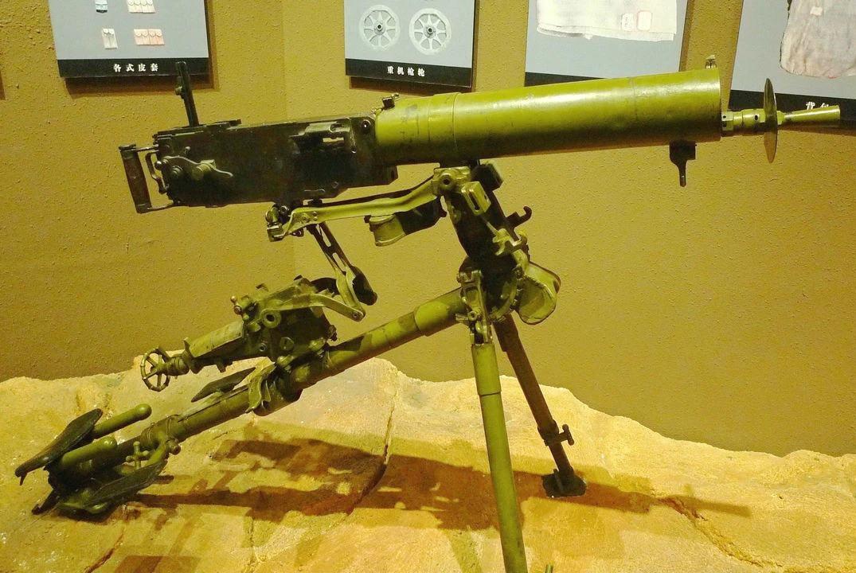 """揭秘:日俄战争中,马克沁机枪为什么能""""大发神威""""呢?回答!"""