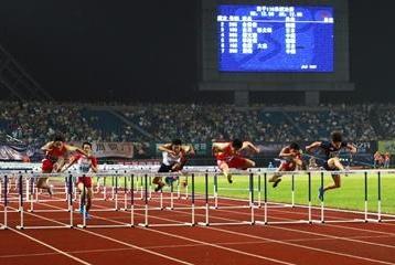 谢文骏夺得美国田径赛110米栏冠军,13秒46创造赛季世界第4佳绩