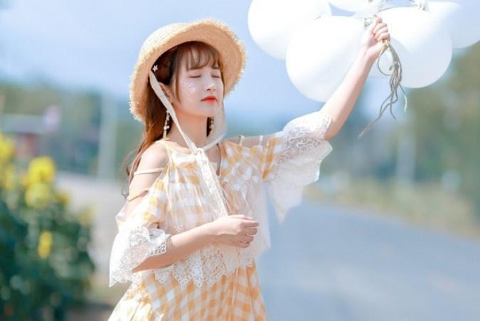 """春季最温柔的""""校花裙"""",穿上就想转圈圈,不仅招蝴蝶还招桃花!"""