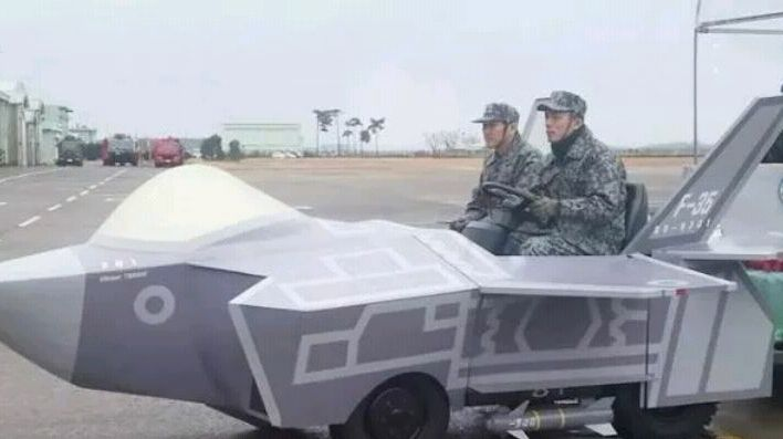 坠毁的F35A到底遇到了什么?
