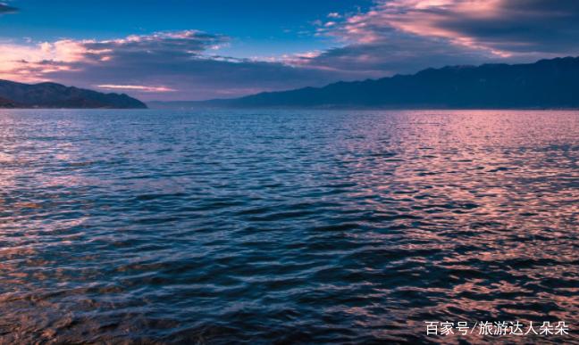 风景图集:云南洱海风景美图,值得收藏哦!
