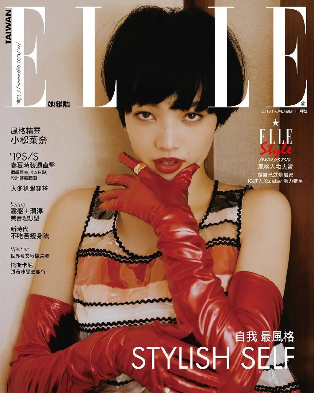 """日本这位麻豆挤进全球最美面孔,还靠一张""""厌世脸""""闯入时尚圈!"""