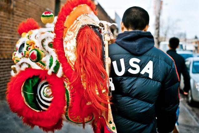 为何有中国血统的人爱把自己与中国联系起来,即便他不是中国人?