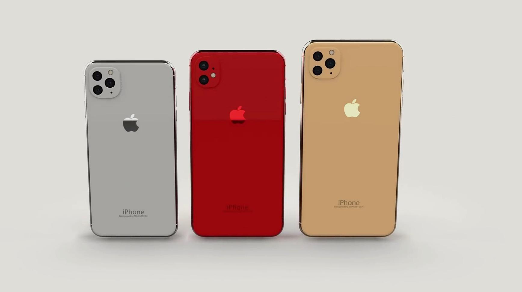 iPhone11(2019)和iPhone12(2020)发布日期和最新泄漏!
