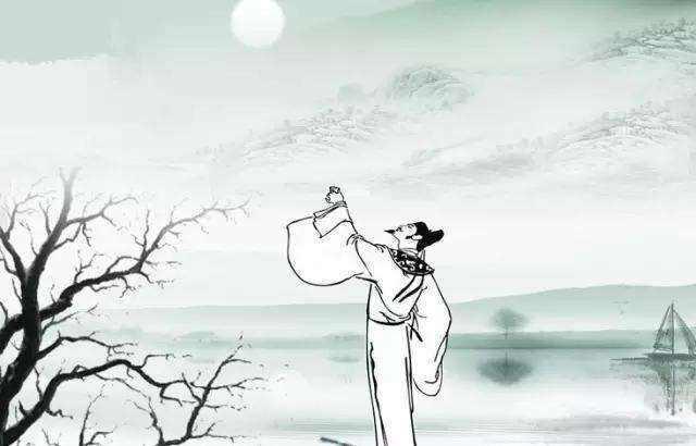诗人钟月——读李白《闻王昌龄左迁龙标遥有此寄》