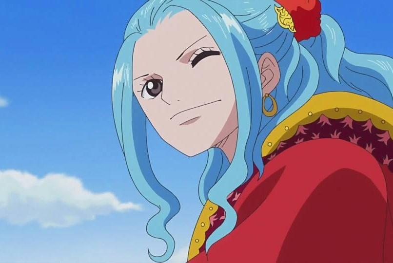 海贼王中2位公主很让人讨厌,但她才是剧中最让人讨厌的女性角色