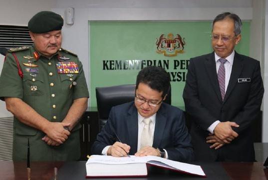 """欲采购中国战机,""""名不经传""""的马来西亚,军力究竟如何?"""