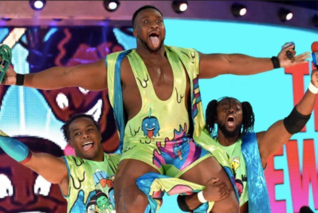 """带你走进WWE史上最强逗比三人组""""新一天"""",原来里面卧虎藏龙!"""