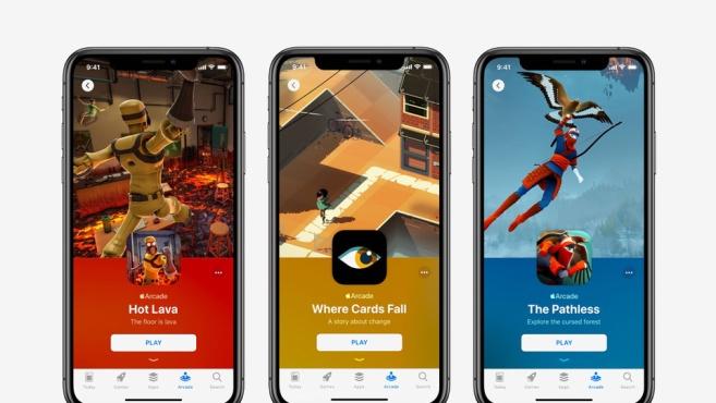 游戏开发者怎么看苹果Arcade——兴奋大于担忧