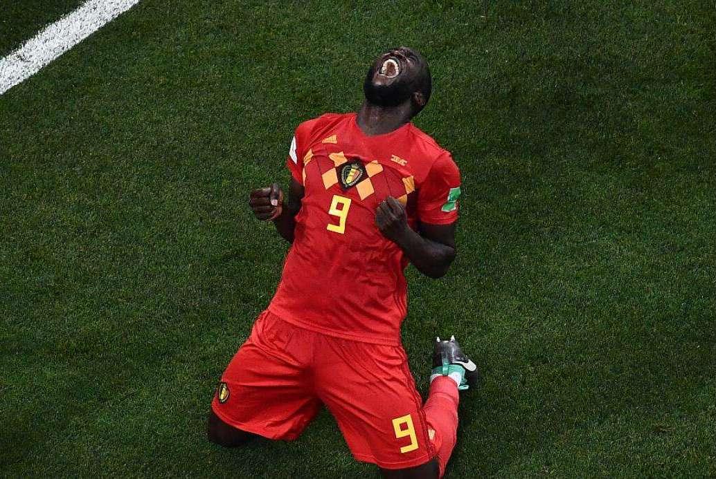 卢卡库:我是比利时国家队历史上最好的前锋 我现在排射手榜第一