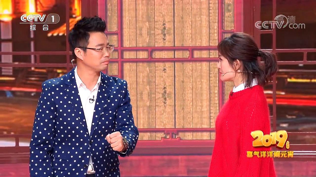 [2019喜气洋洋闹元宵]谢娜单膝跪地示爱 张杰你在哪儿?