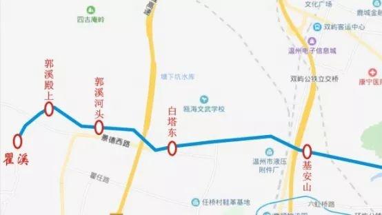 温州清明祭扫专线下周开通,直通10个公墓、陵园!