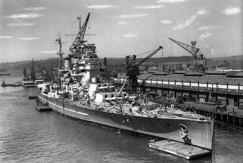 二战时的英国海军比不上日本?比什么日本也赢不了