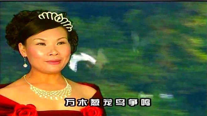 大别山民歌李鸣凤专辑「商城县」—锦绣商城